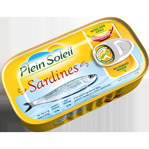Sardines With Chili