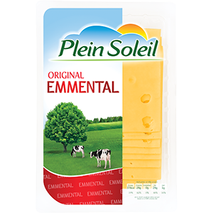 Emmental Sliced