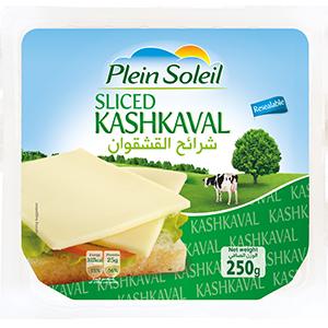 Sliced Kashkaval