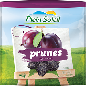 Prunes Soft Fruits