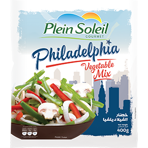 Philadelphia Vegetable Mix
