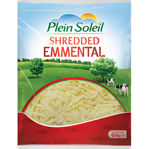 Shredded Emmental