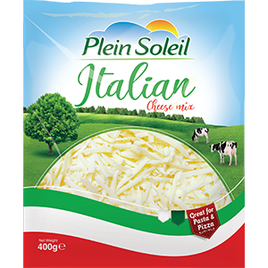 Shredded Italian Cheese Mix
