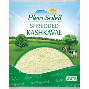 Shredded Kashkaval