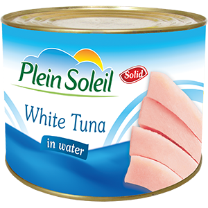 White Tuna in Water