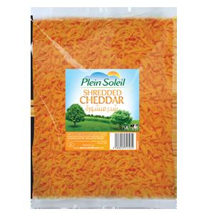Shredded Cheddar