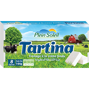 Tartina Processed Cream Cheese