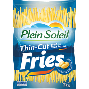 Thin-Cut Fries