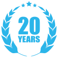 More than 20 years at your service